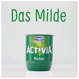 Danone - Das Milde